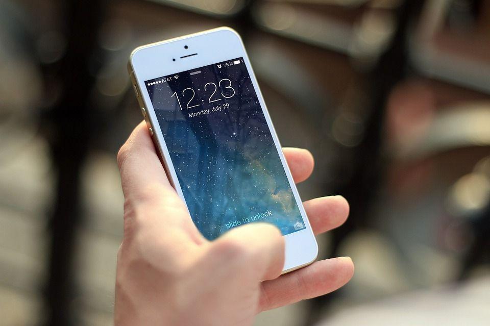 telefony dotykowe
